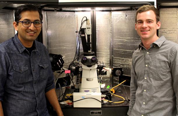 Rajiv Giridharagopal and Lucas Flagg