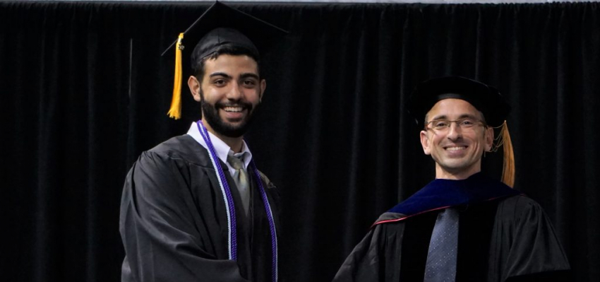 Shareef Shaheen, BS Biochemistry