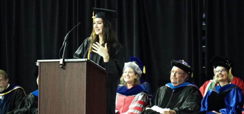 Samantha Paskvan, BS Biochemistry