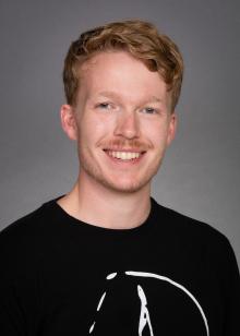 Portrait of Jack Geary