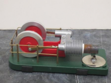 a small, table-top stirling engine