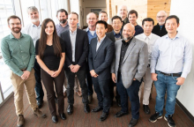 US-MAP Consortium organizers and industry members.