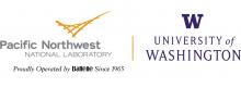 PNNL and UW logos