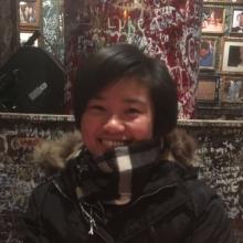 Portrait of Xiaomei Ding