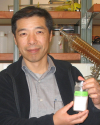 Sasaki with artemisinin