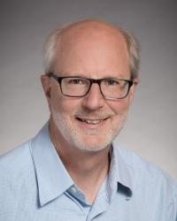Portrait of Mark Hertle