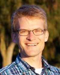 Photograph of Lutz Maibaum